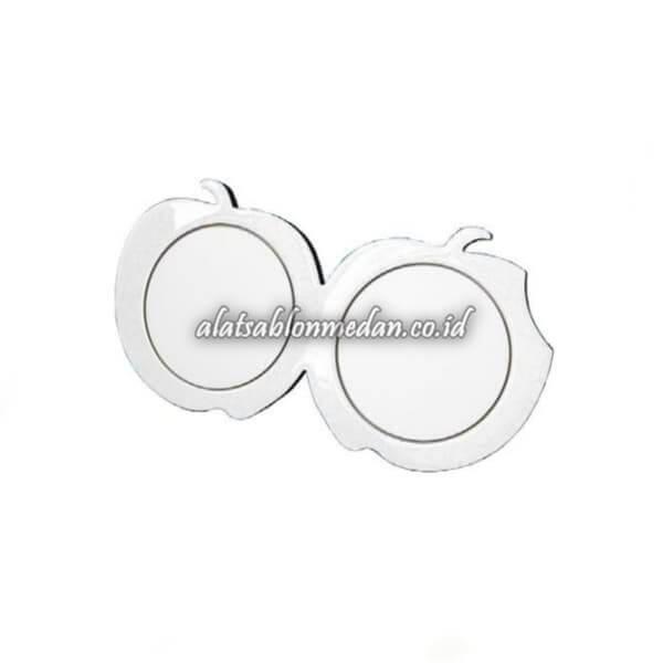 Sublime Blank Rhino Double Apple Globulite MDF KF-02