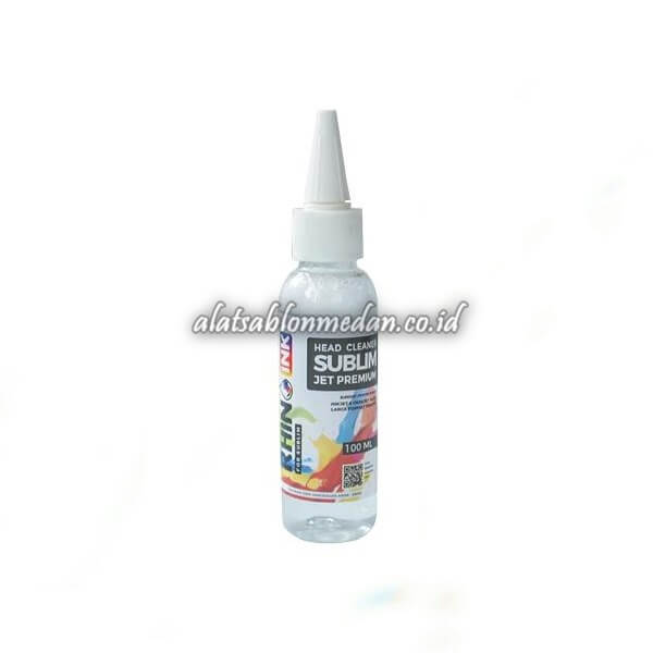 Rhino Head Cleanner Sublim Jet Premium Pembersih Head Catridge Printer 100ml