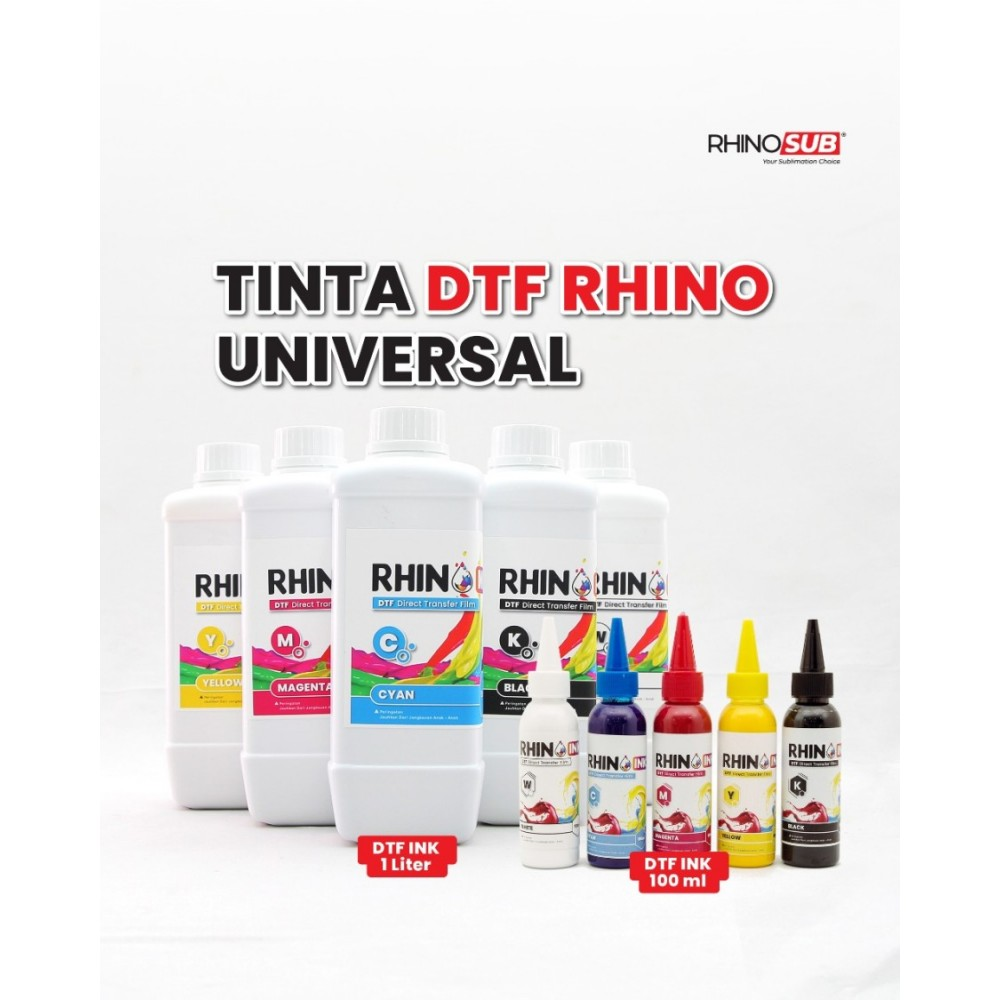 Paket Usaha Printer DTF A3 dan Curing Rhinotec A3 DTF Roll To Roll