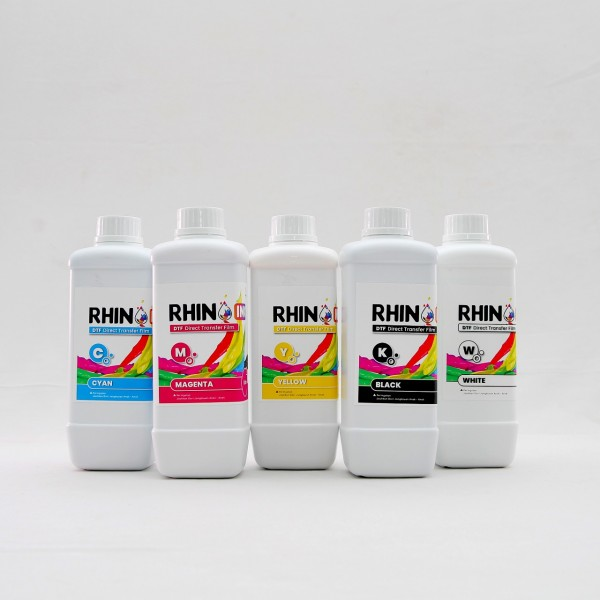 Rhino Tinta DTF ( Direct Transfer Film ) Magenta 1 Liter