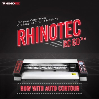 Rhinotec RC60-XA | Mesin Cutting Sticker
