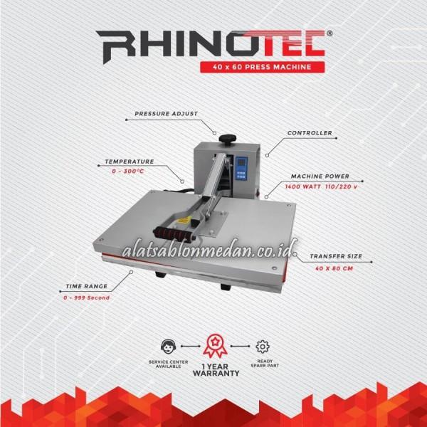 Rhinotec RTP-03 | Mesin Press Kaos