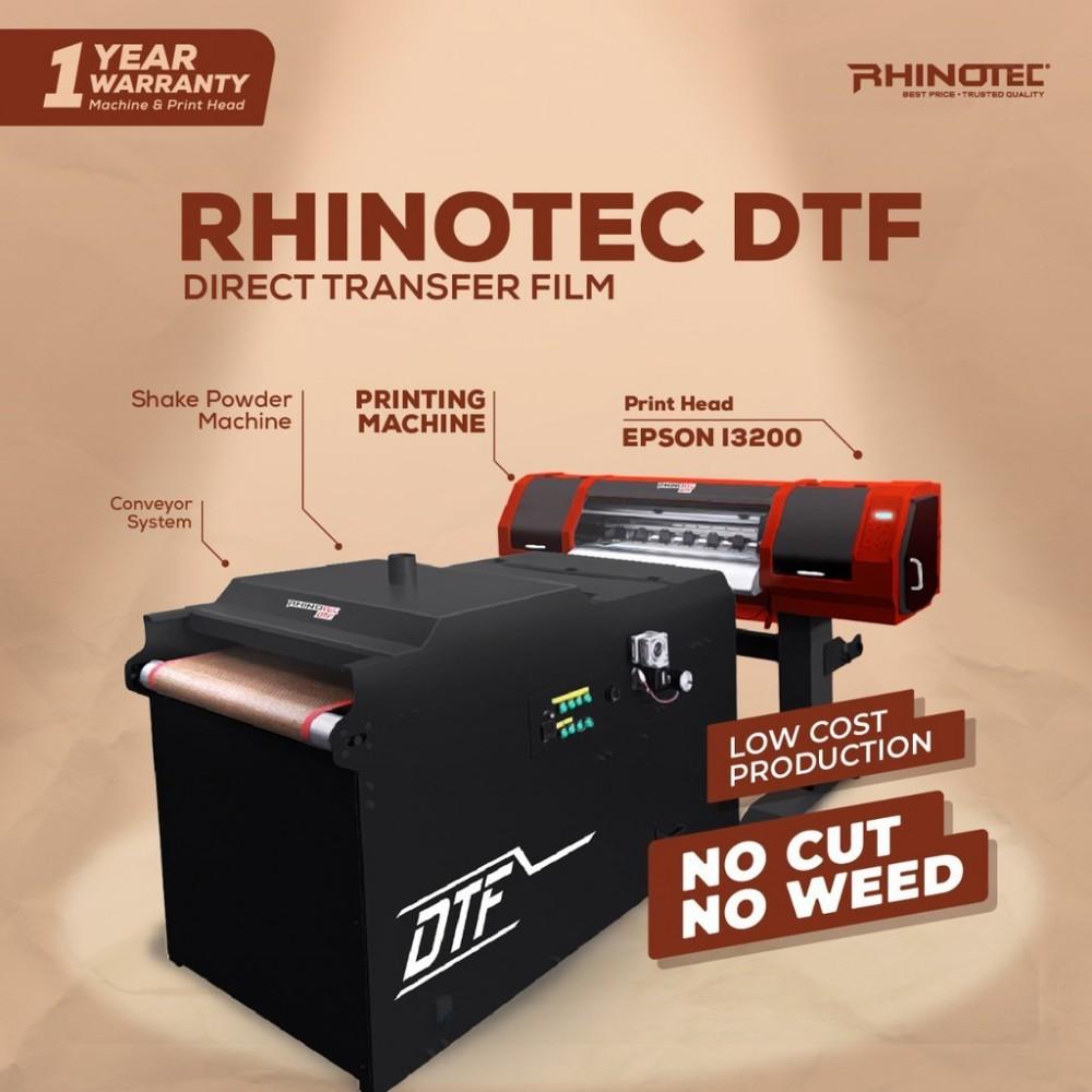 Mesin DTF Rhinotec Direct Transfer Film