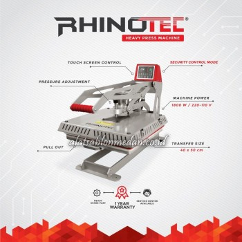 Rhinotec RTP-04 | Mesin Press Heavy