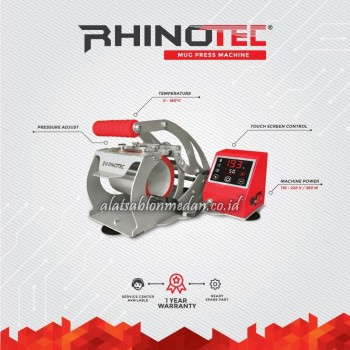 Rhinotec RTT-03 | Mesin Press Mug