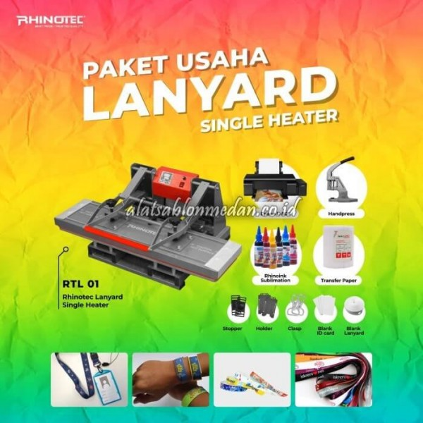 Paket Usaha Lanyard Single Heater