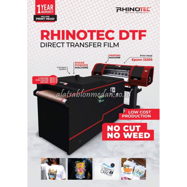 Mesin DTF Rhinotec Direct Transfer Film