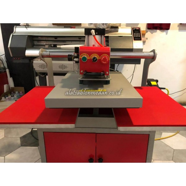 Mesin Press Pneumatic 2 Side 40X60 RTC-03