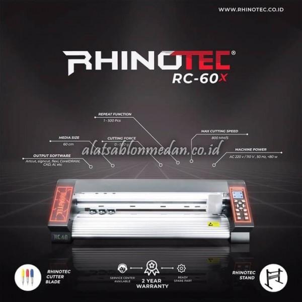 Rhinotec RC-60X   | Mesin Cutting Sticker Polyflex