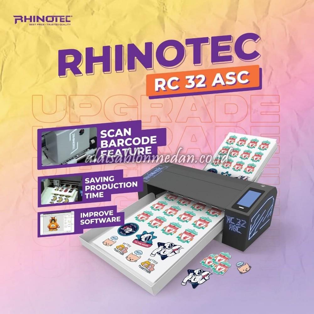 Mesin Cutting Sticker Rhinotec RC-32ASC - Auto Sheet Cutter