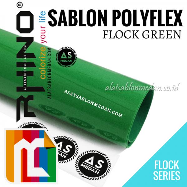 Polyflex Flock Green