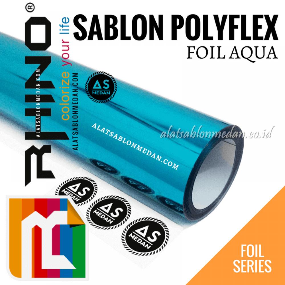 Polyflex Foil Aqua
