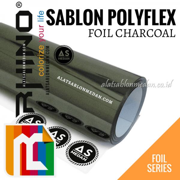 Polyflex Foil Charcoal