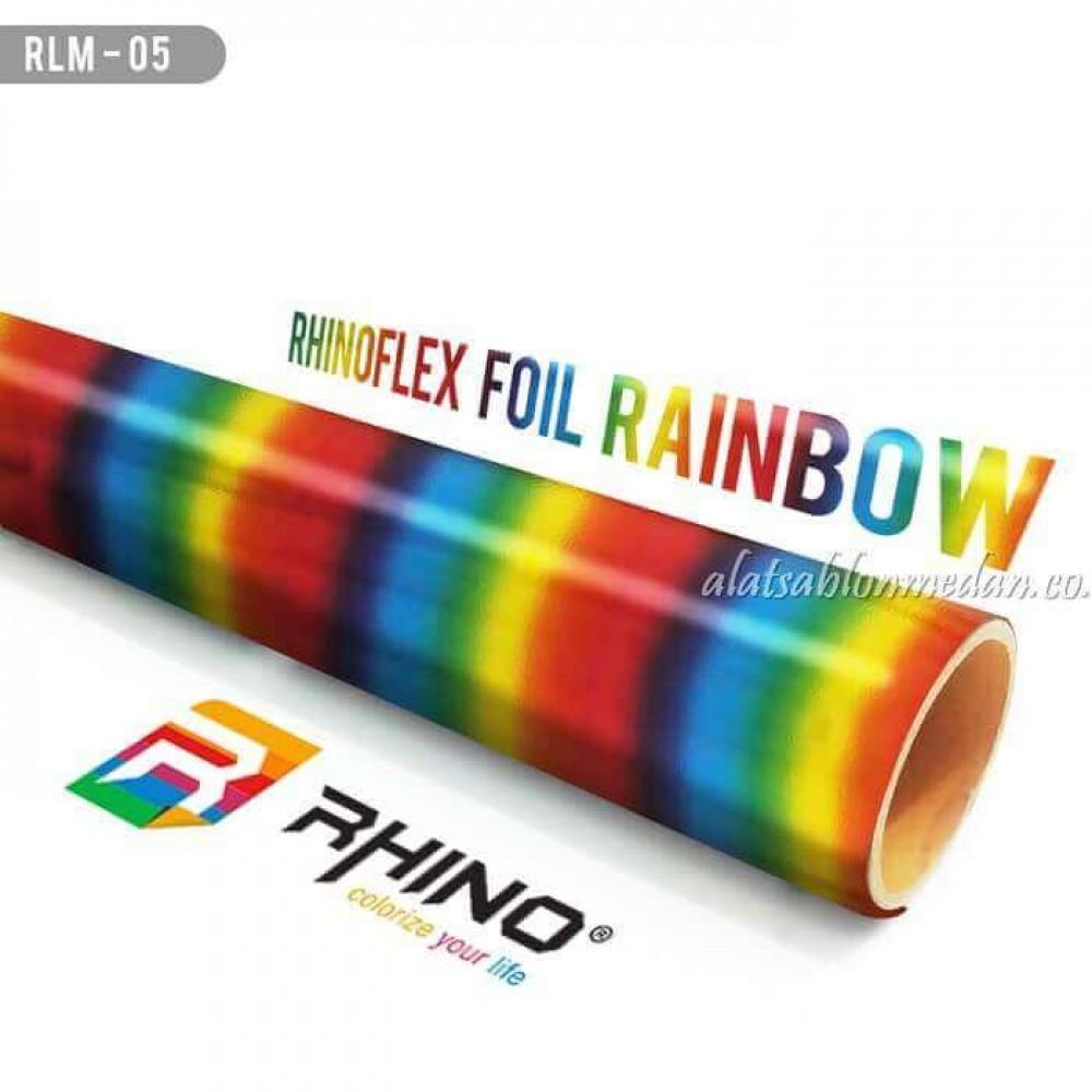 Polyflex Foil Rainbow