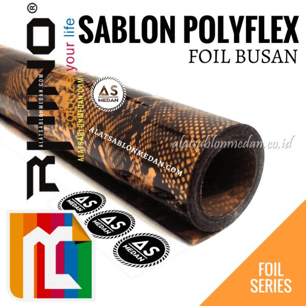 Polyflex Foil Busan