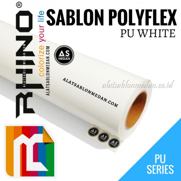 Polyflex PU White