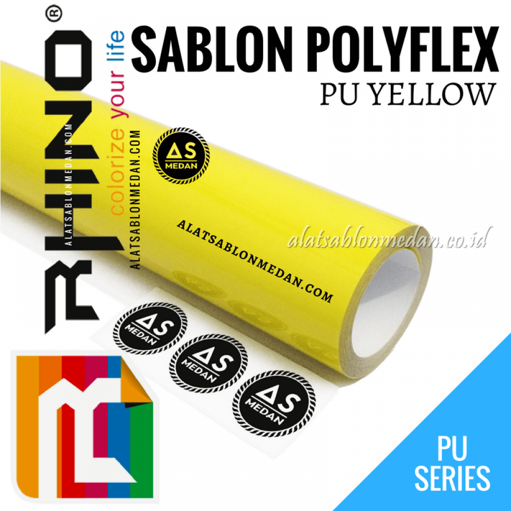 Polyflex PU Yellow