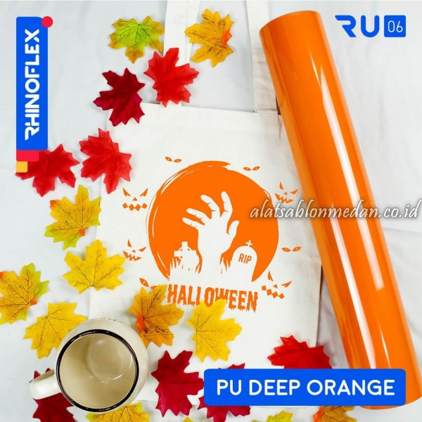 Polyflex PU Deep Orange
