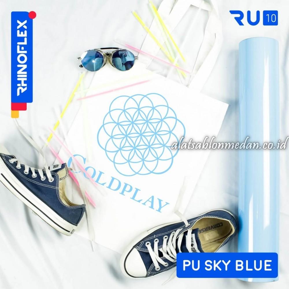 Polyflex PU Sky Blue