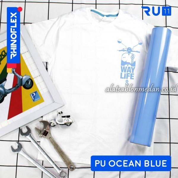 Polyflex PU Ocean Blue
