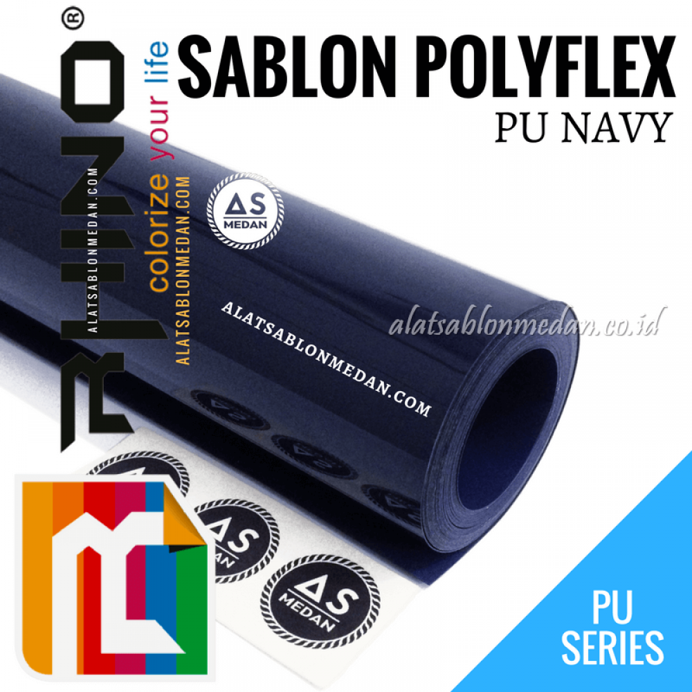 Polyflex PU Navy