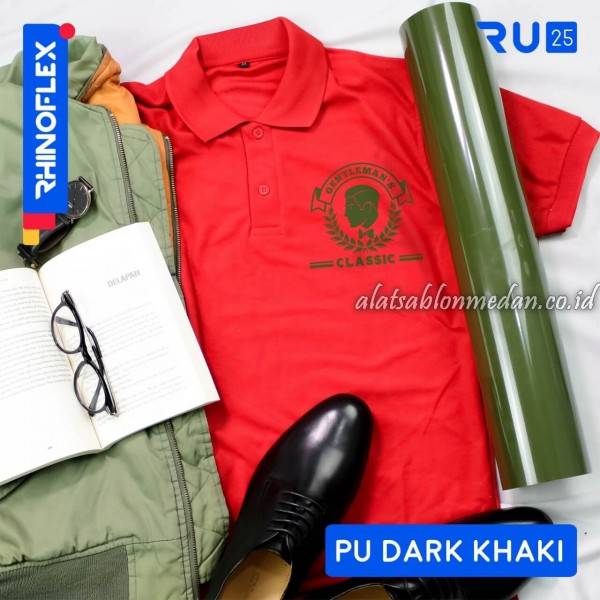 Polyflex PU Dark Khaki