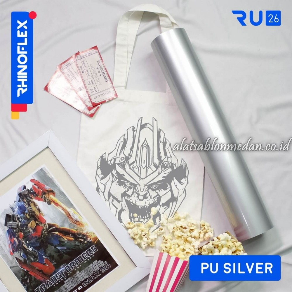 Polyflex PU Silver