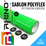 Polyflex PU Neon Green