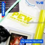 Polyflex PU Neon Yellow