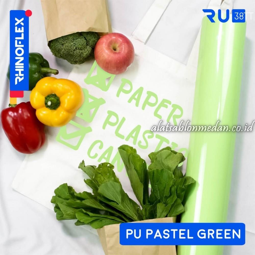 Polyflex PU Pastel Green