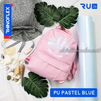 Polyflex PU Pastel Blue