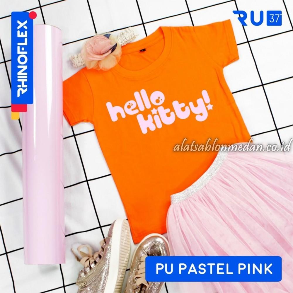 Polyflex PU Pastel Pink