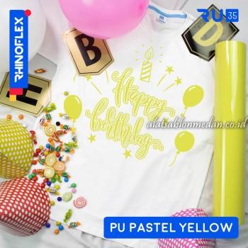 Polyflex PU Pastel Yellow