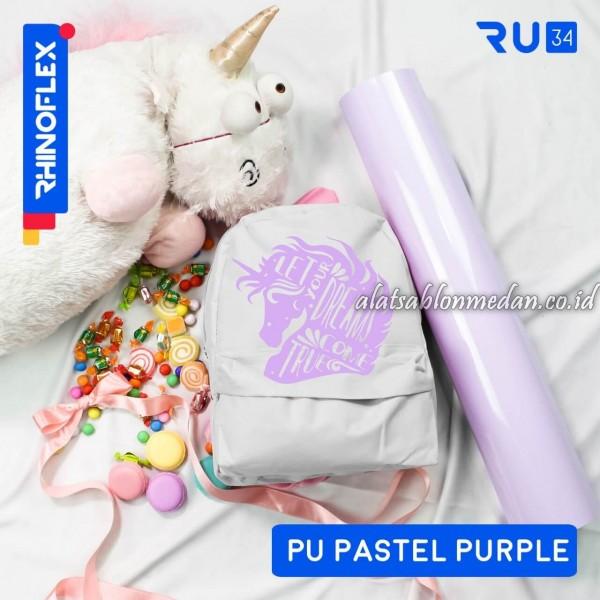 Polyflex PU Pastel Purple