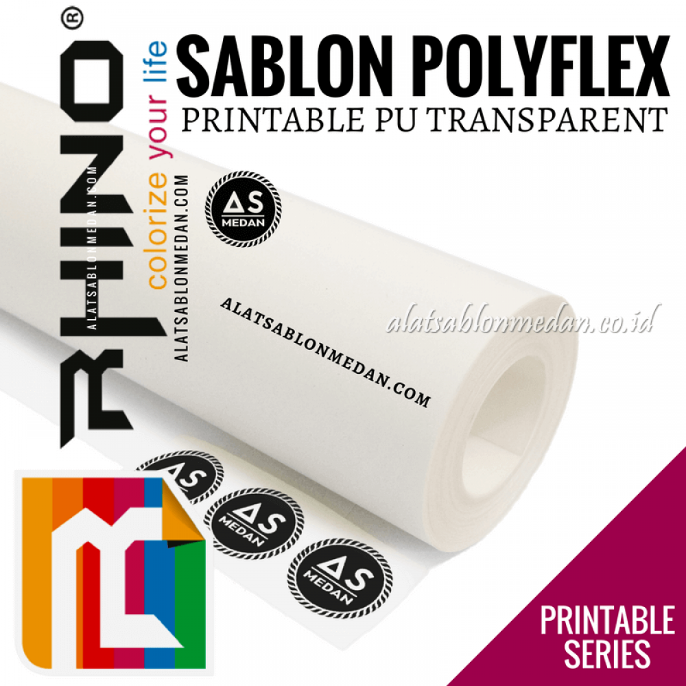 Polyflex Printable PU Transparent