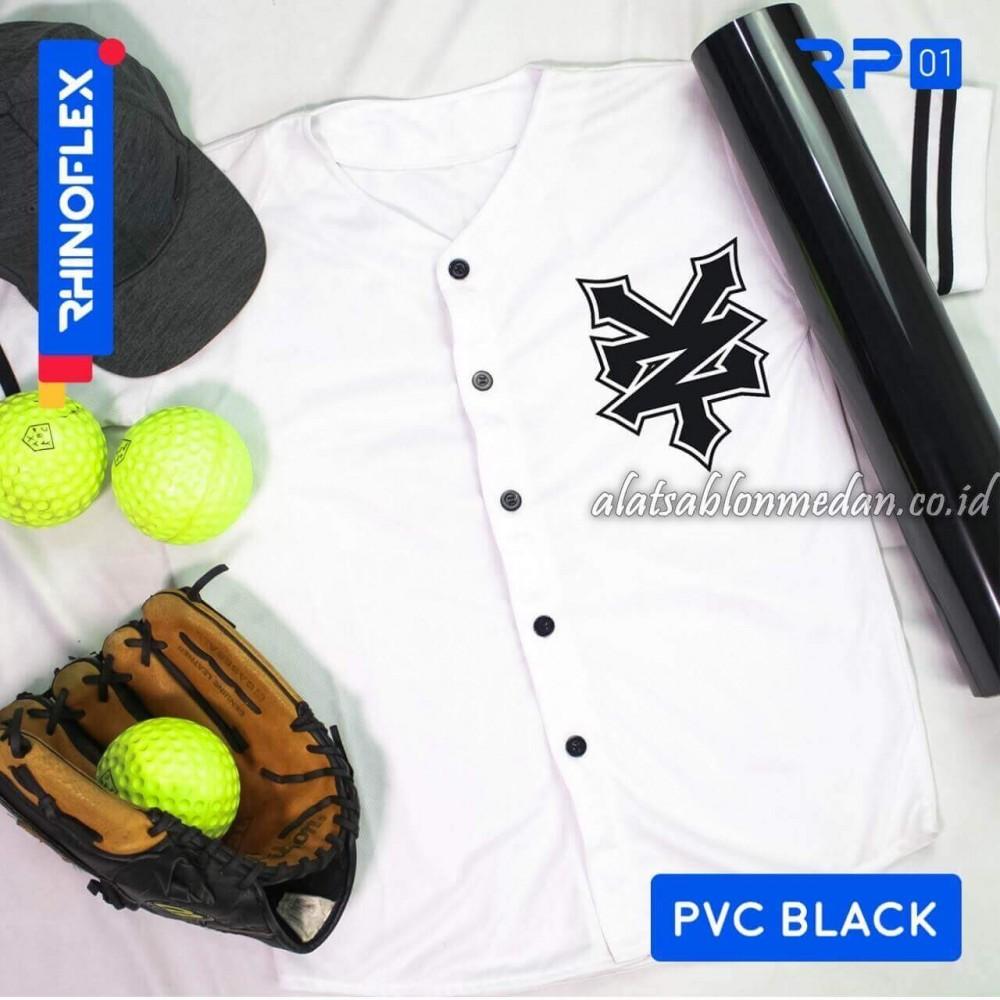 Polyflex PVC Black