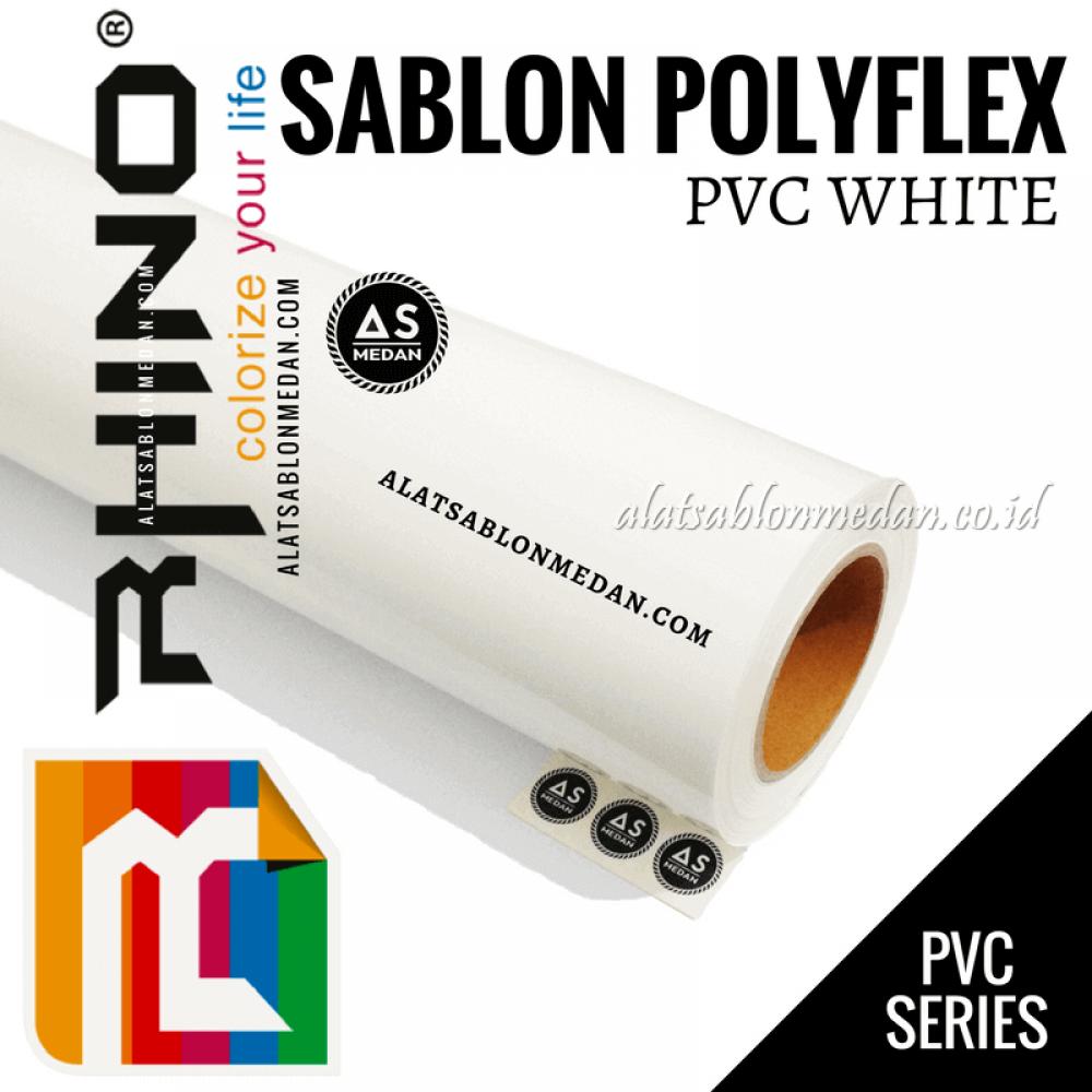 Polyflex PVC White