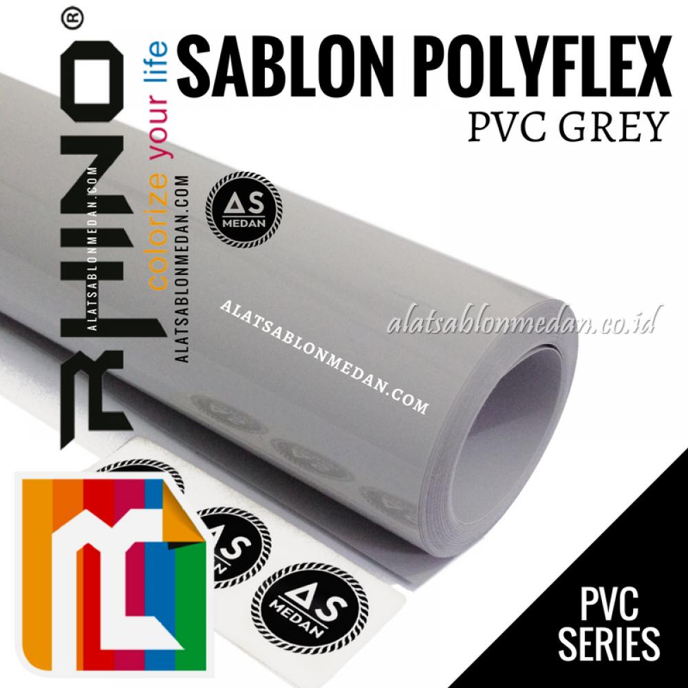 Polyflex PVC Grey