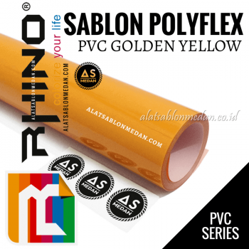 Polyflex PVC Golden Yellow