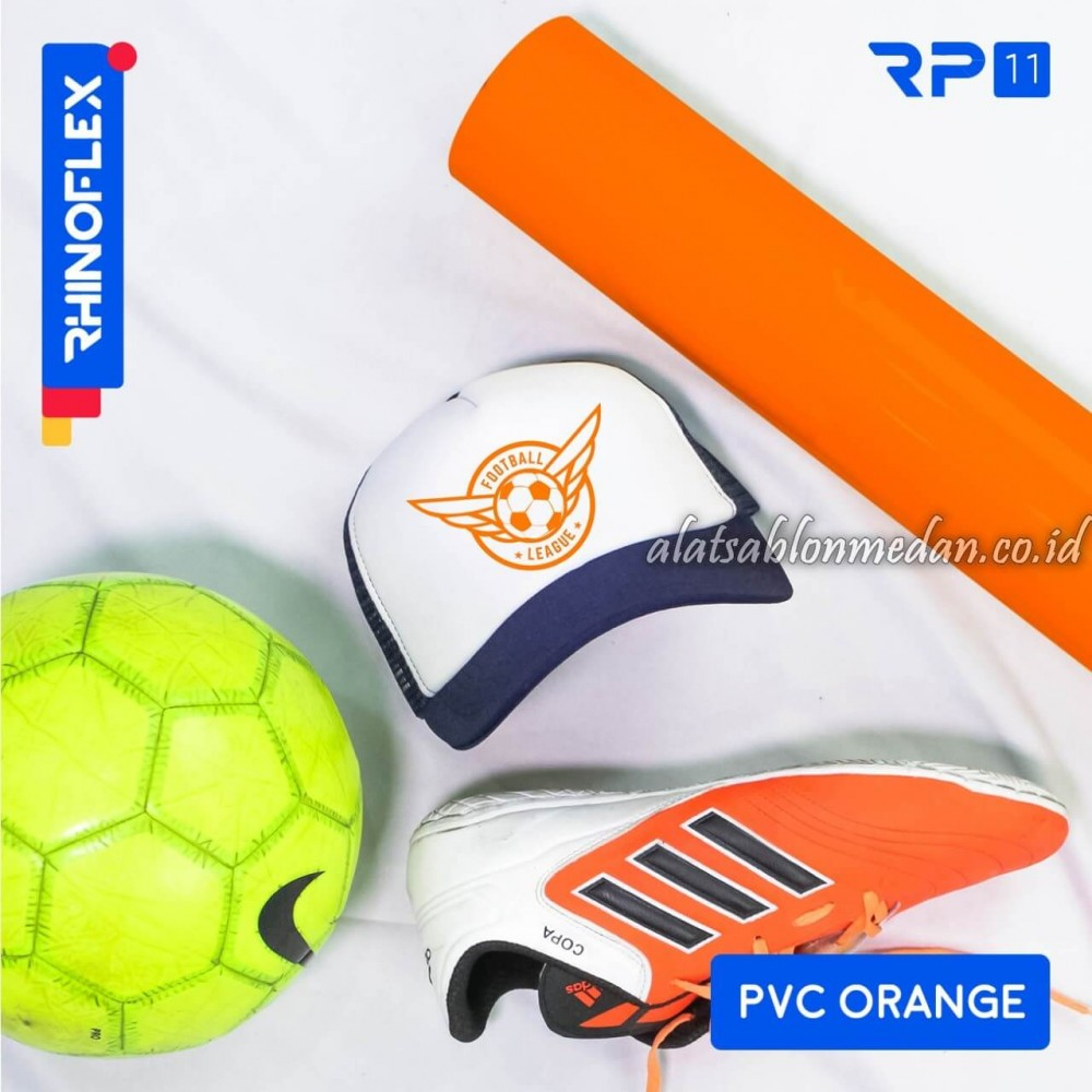 Polyflex PVC Orange