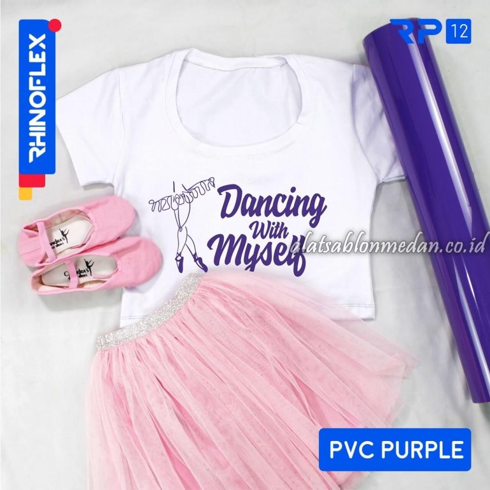 Polyflex PVC Purple