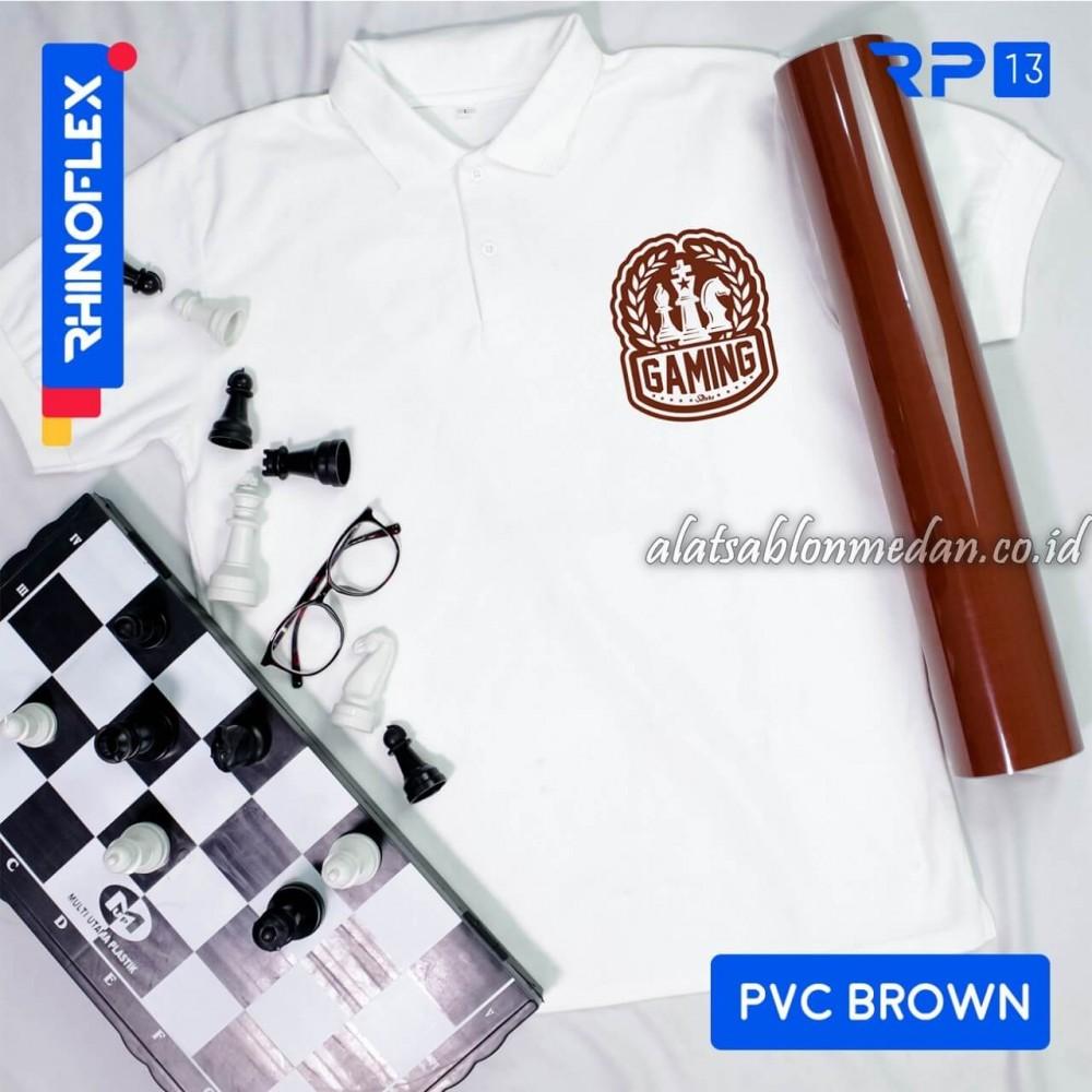 Polyflex PVC Brown