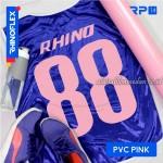 Polyflex PVC Pink