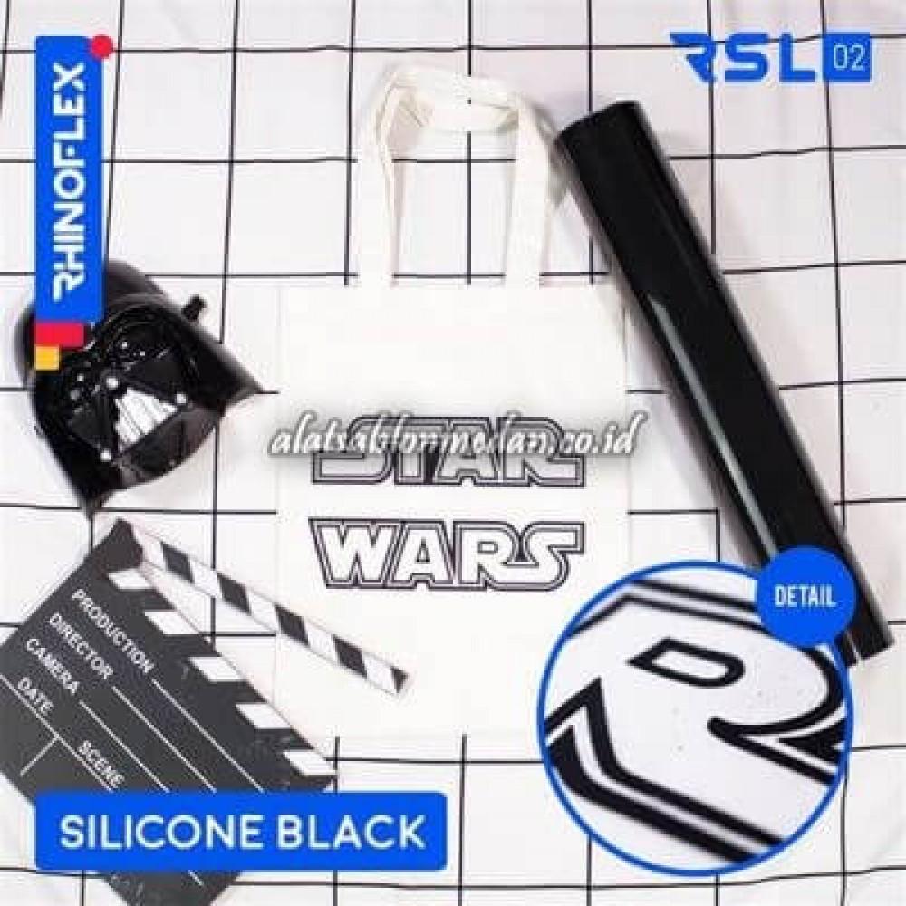 Polyflex Silicone Black