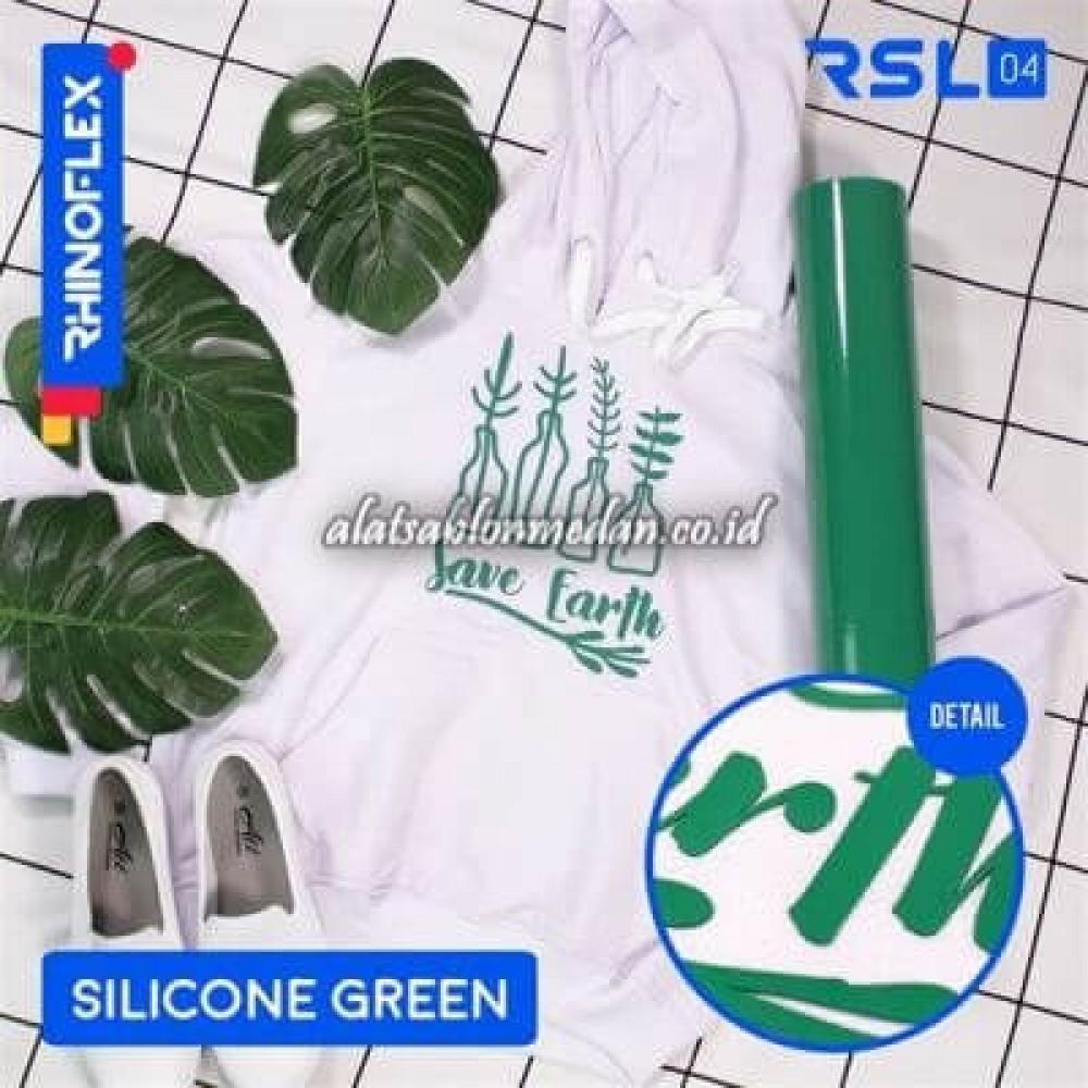 Polyflex Silicone Green