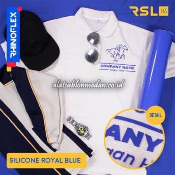 Polyflex Silcone Royal Blue