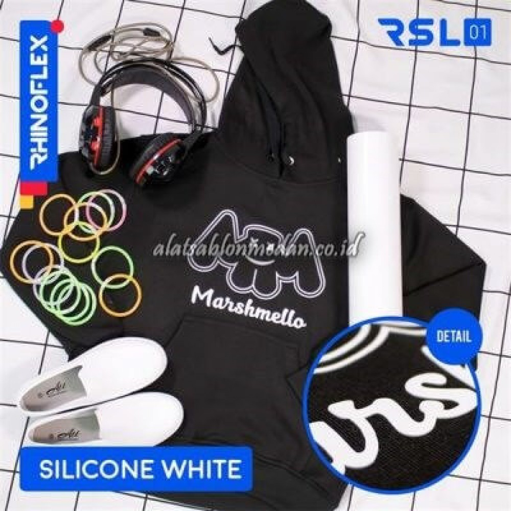 Polyflex Silicone White