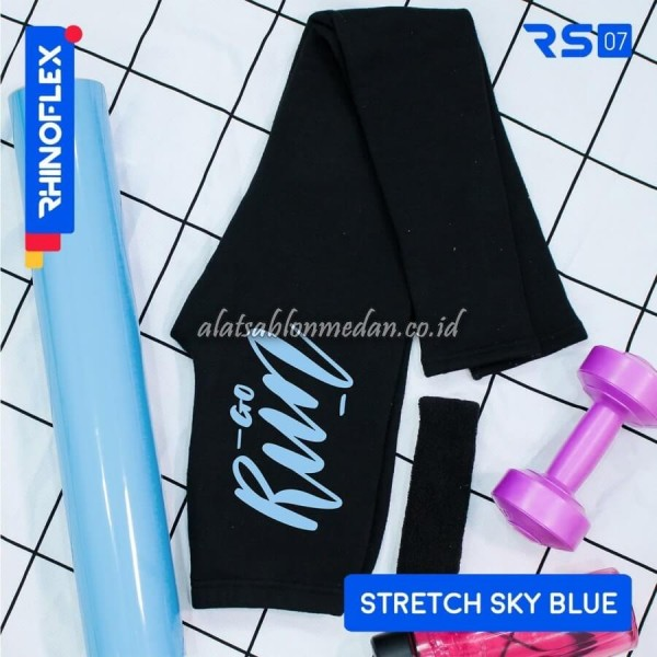 Polyflex Stretch Sky Blue