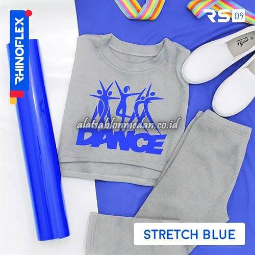 Polyflex Stretch Blue