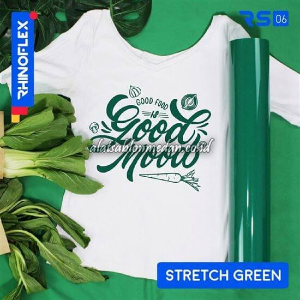 Polyflex Stretch Green